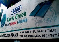 ARTICLE PIPA AIR PANAS WAVIN TIGRIS GREEN SEMAKIN BERKIBAR